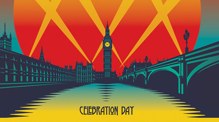 celebration day 7151Led Zeppelin Celebration Day Wallpaper