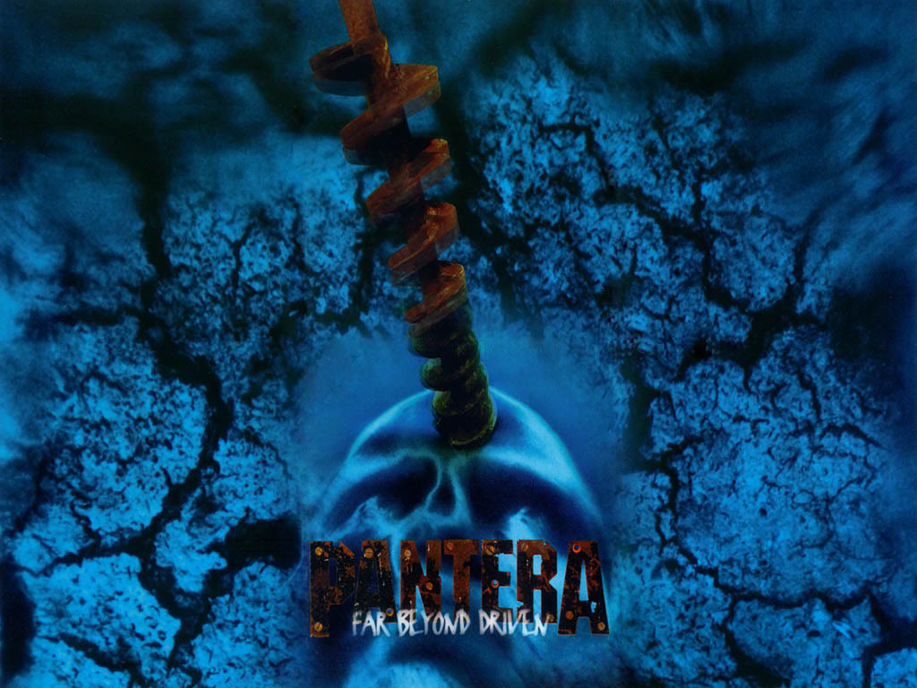 pantera far beyond driven cover - photo #5