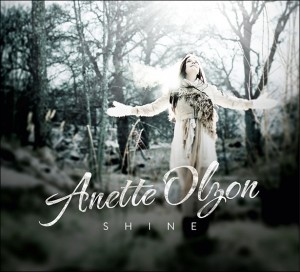 Anette-Olzon_Shine_Cover