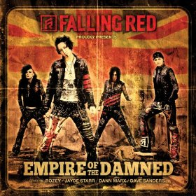 Falling Red Empire Of The Damned