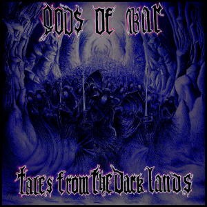 Gods of War - Tales From the Dark Lands - cover