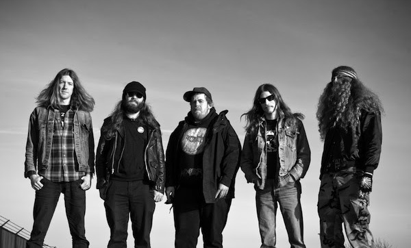 Black Breath return to GodCity Studio to record their third LP for Southern Lord