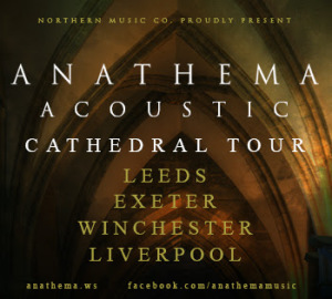 Anathema Cathedral Tour