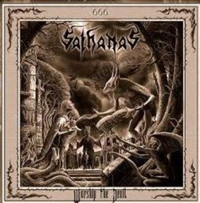 Sathanas – 'Worship The Devil' Album Review