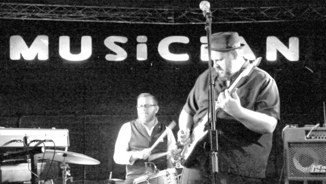 Big Boy Bloater Live @ The Musician, Leicester 26/05/2016