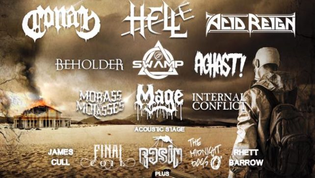 Uprising Festival – Introducing The Promoter