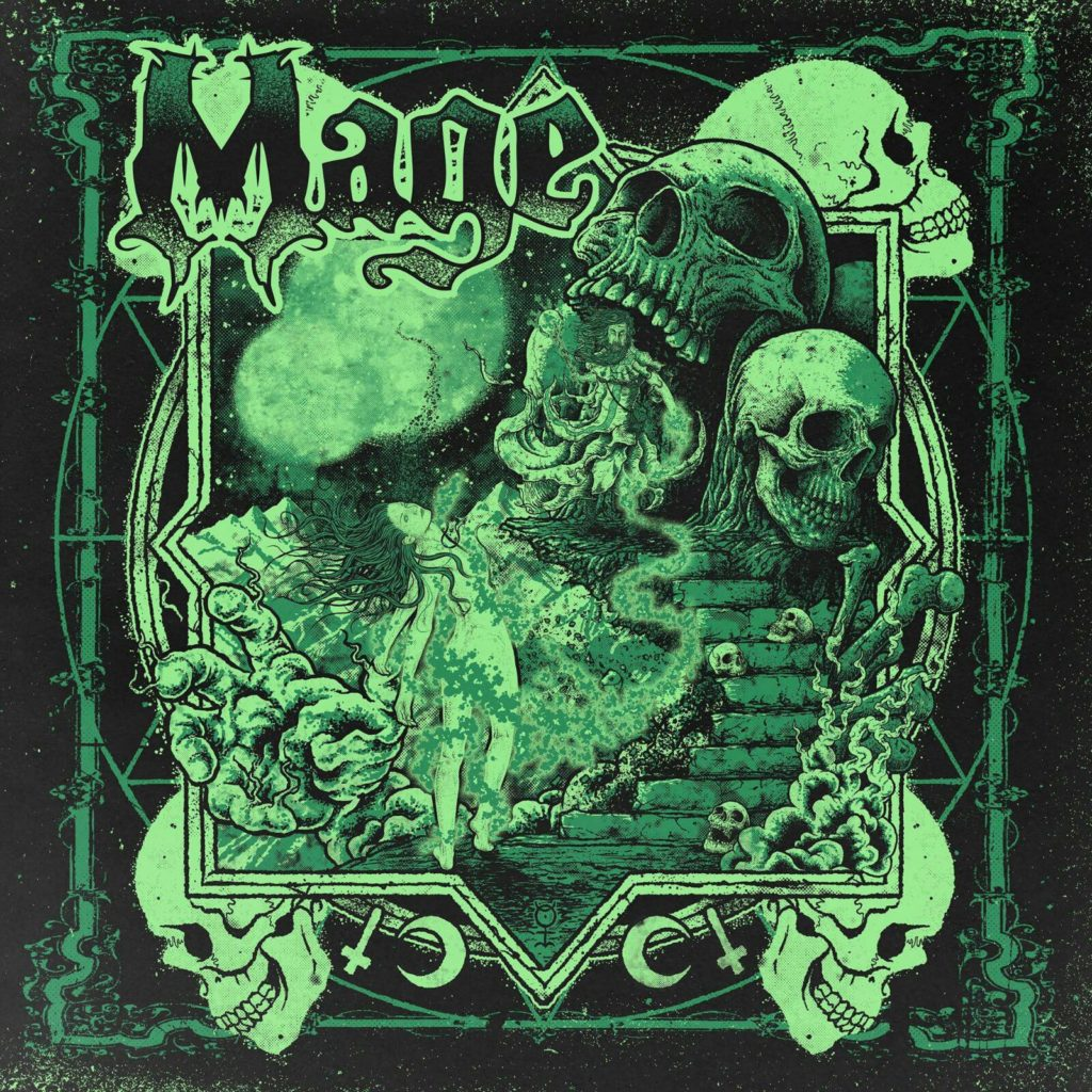 Green Mage Mage - 'Green' Album R...
