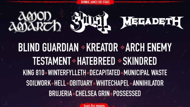 Bloodstock Announce New Bands
