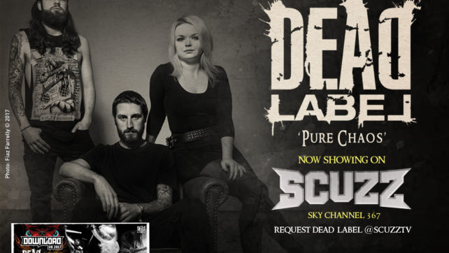 Dead Label Unveil 'Pure Chaos'