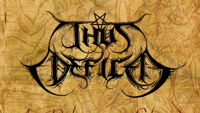 Thus Defiled – 'A Return To The Shadows' EP