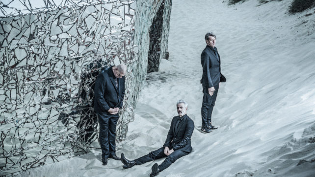 Triggerfinger Announce 'Colossus'