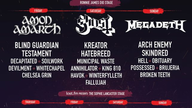51 Days To Bloodstock And Counting!