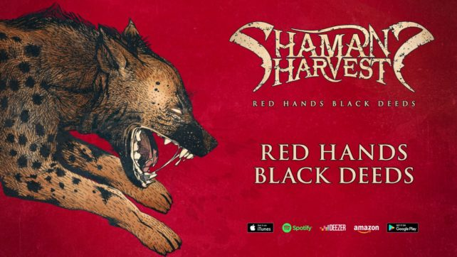 Shaman's Harvest Reveal 'The Come Up'