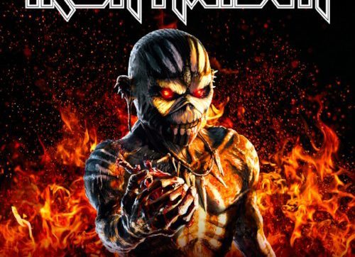 Iron Maiden Announce Live Album