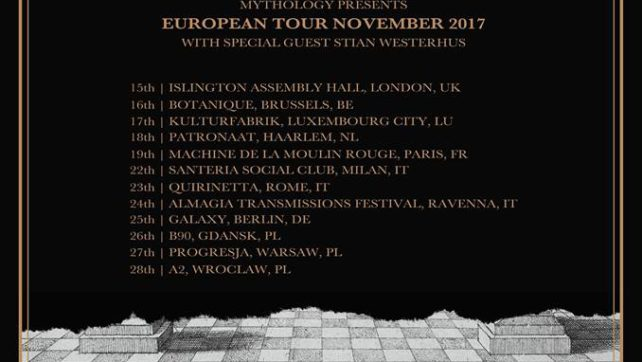 Ulver Live At The Islington Assembly 15/11/17