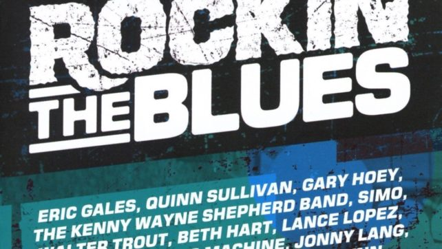 Various Artists – 'Rockin' The Blues' CD Review