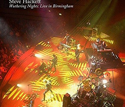 Steve Hackett – 'Wuthering Nights' DVD Review